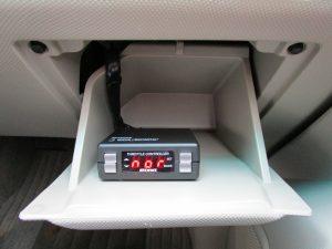 pivot 3-drive COMPACT スロットルコントローラー