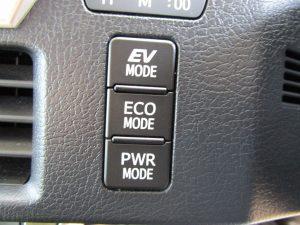 EV・ECO・POWERスイッチ