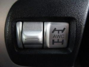 S-AWCモード切替スイッチ