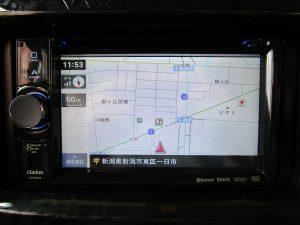 clarion NX403 ナビTV