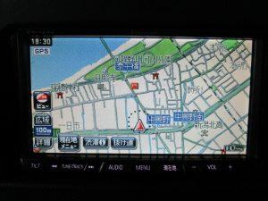 Panasonic CN-HDS700TD HDDナビTV