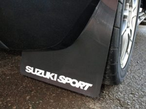 SUZUKI SPORT マッドフラップ