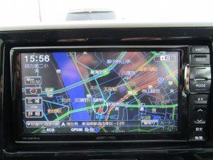 ALPINE VIE-X007W-B SDナビTV