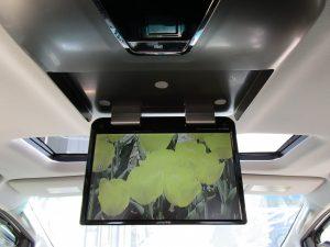 ALPINE TMX-R1050GBフリップダウンモニター