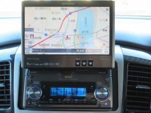 carrozzeria AVIC-ZH900 HDDナビ