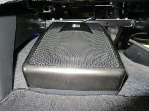 clarion SRV250 サブウーファー