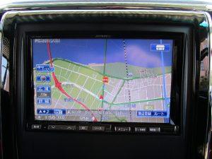 ALPINE VIE-X088 HDDナビTV