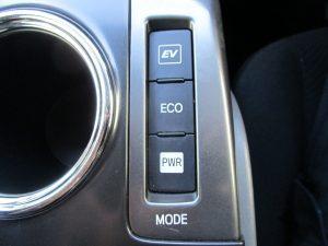 EV・ECO・POWERモードスイッチ
