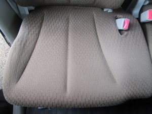 運転席座面