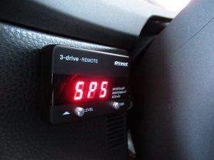 pivot 3-Drive REMOTEスロットルコントローラー