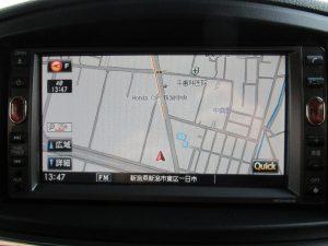 純正HS310D-W HDDナビTV