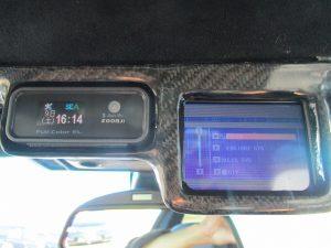 ユピテル Z008jiレーダー探知機