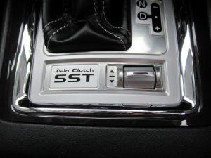 TC-SST制御モード切替スイッチ