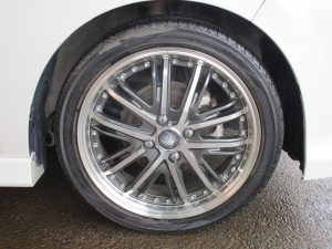 STEINER LUXURY WHEELS 16インチAW