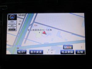 純正SDナビTV