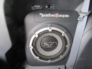 Rockford Fosgateウーファー