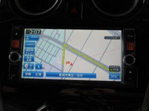 純正MC-313D-W SDナビTV