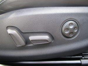 運転席パワーシート