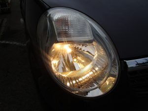 ヘッドライト