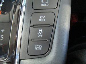 EV、TRC、ECOモードスイッチ