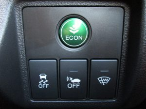 ECON、VSA、車両接近通報装置、フロントガラス熱線スイッチ