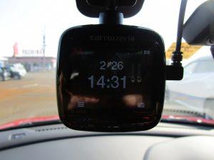 Carrozzria ND-DVR10 ドライブレコーダー