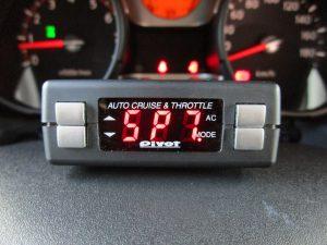 Pivot 3-drive · AC スロットル&クルーズコントローラー