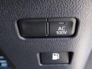 AC100Vスイッチ、フューエルオープナー