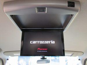 Carrozzeria TVM-FW1000 フリップダウンモニター