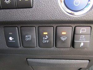 ナノイー、AFS、車両接近通報装置、フロントガラス熱線スイッチ