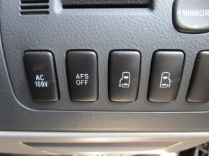 、AFC、両側電動スライドドアスイッチ