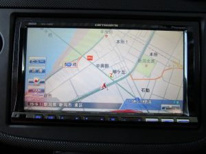 carrozzeria AVIC-ZH009 HDDナビ