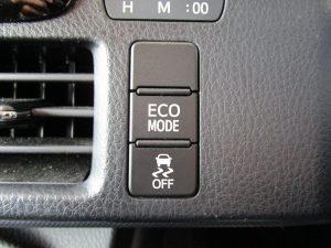 ECO、TRCスイッチ