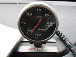 APEXiブースト計