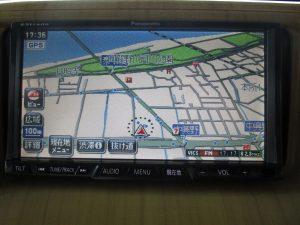 PanasonicCH-HDS700TDHDDナビTV