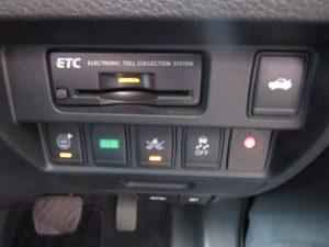 ETC、セキュリティ、ECO、VDCスイッチ
