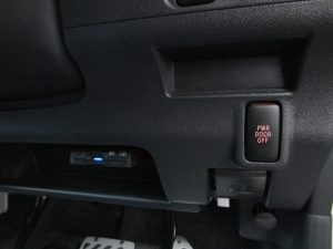 ETC、電動スライドドアスイッチ