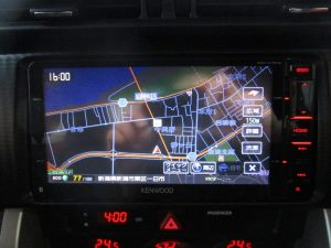 KENWOOD MDV-X701Wナビ