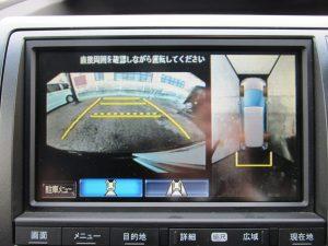 バックモニター、マルチビューカメラシステム