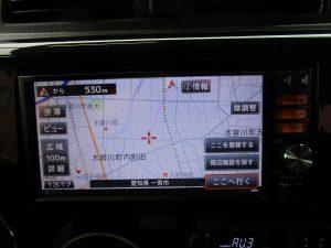 純正SDナビ・TV