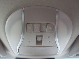 サンルーフ、室内灯スイッチ