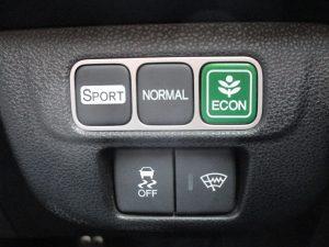 ドライブモード切替スイッチ、横滑り防止装置、フロントガラス熱線スイッチ