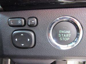 電動ミラー、プッシュスタートボタン