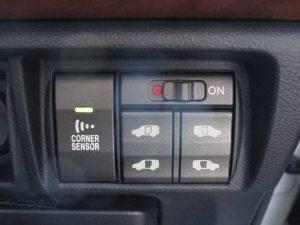 コーナーセンサー、電動スライドドアスイッチ