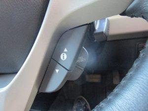 メーター内インフォメーションスイッチ