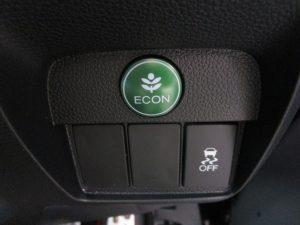 ECON、横滑り防止装置スイッチ