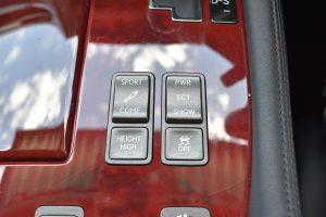 ドライブモード切替スイッチ
