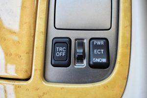 TRC、ドライブモード切替スイッチ