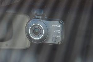 ケンウッドドライブレコーダー
