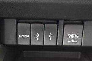 HDMI、USB、12V電源